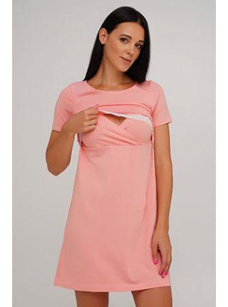 Нічна сорочка для вагітних і годуючих мам 1452