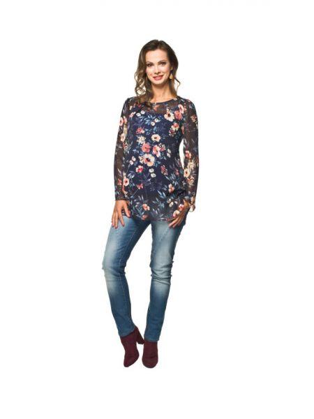 Блуза для вагітних і годування  Carla+top