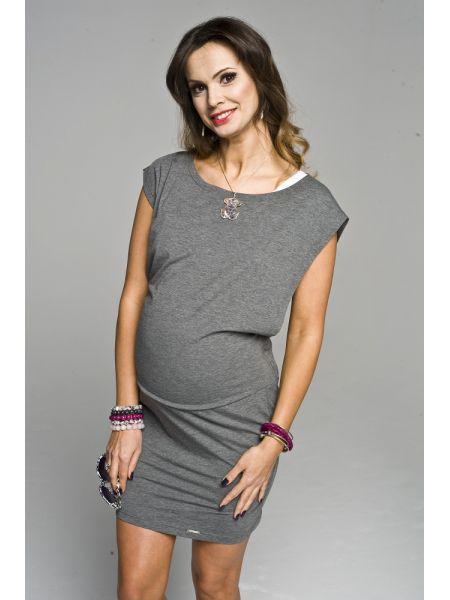 Сукня для вагітних і годування Fluo