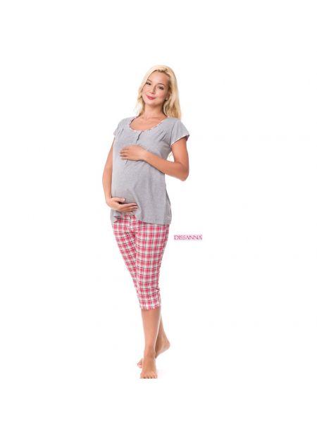 Піжама для вагітності та годування