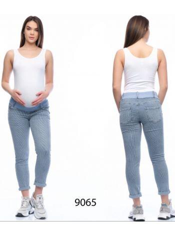 Джинси для вагітних під животик