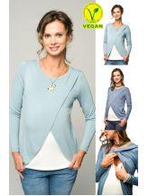Блуза для вагітних і годування JOLLY