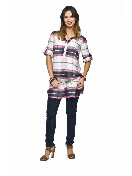 Блуза для вагітних і годування Tibo