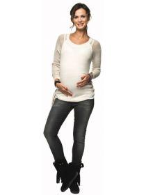 Джинси для вагітних BARO, светр  SORAJA