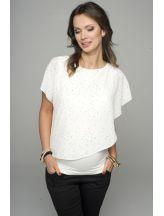 Блуза для вагітних і годування Elfi