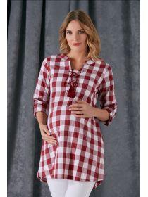 Блуза  для вагітних Galina
