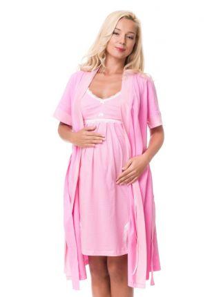 Халат для вагітних і годуючих мам 2184