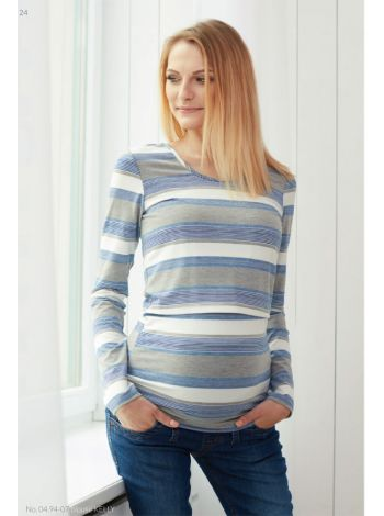 Туніка для вагітних і годування KELLY
