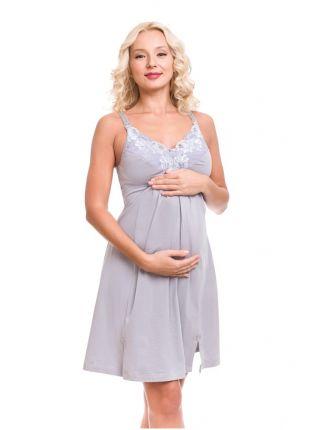 Халат+нічна сорочка для вагітних і годуючих мам